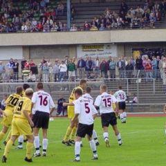Oberliga-Duell mit dem BFC