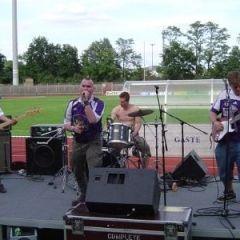 E-Blox beim Stadionfest