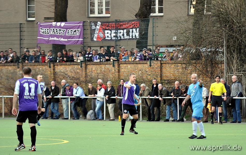 BSV Hürtürkel vs. TeBe 2012/13