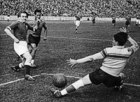 TeBe vs. Casablanca (1950)