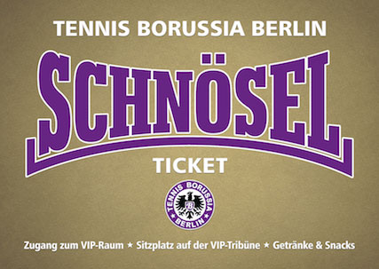 Schnösel-Ticket