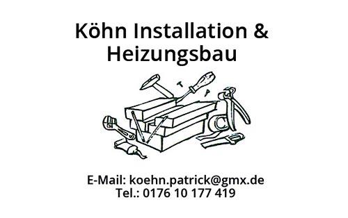 Köhn Installation & Heizungsbau UG (haftungsbeschr.)